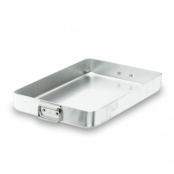 Rustidera con Asa Abatible Chef-Aluminio