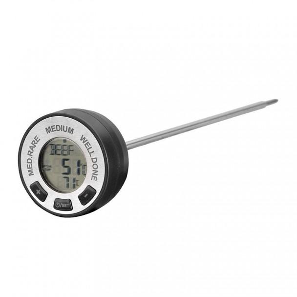 Termómetro Digital con Alarma