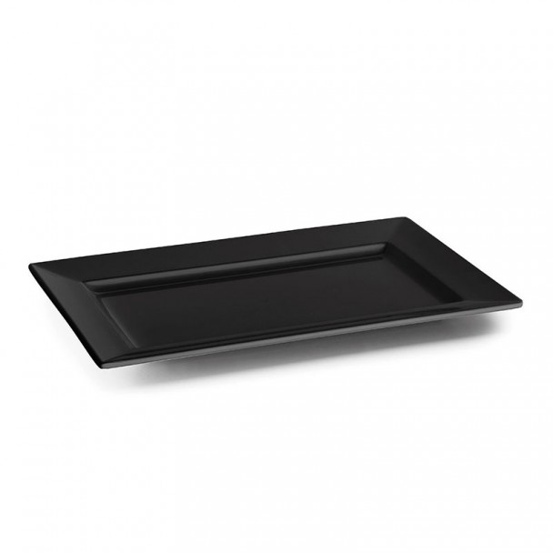 Bandeja Rectangular Black