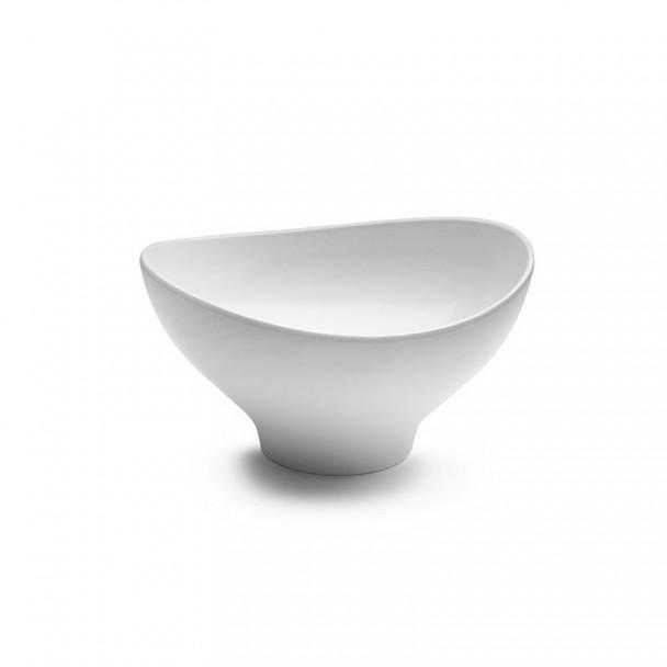 Fuente Oval 29x26 White Classic