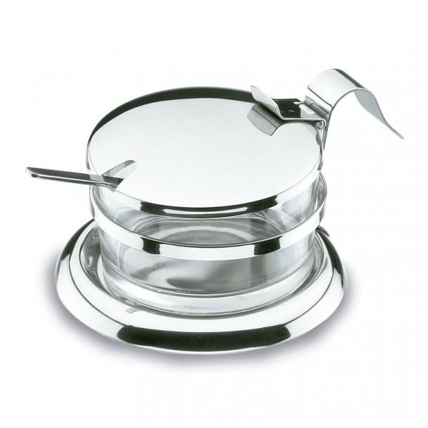 Cristal Sustitución para Quesera Parmesana