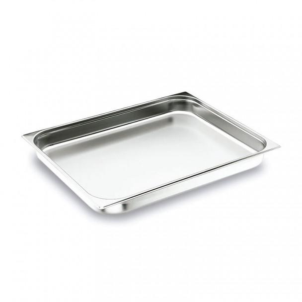 Cubeta Inox Gastronorm 2/1