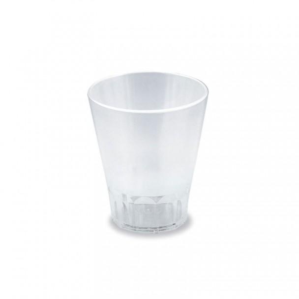 Vaso Policarbonato 8,3x9,5 cm
