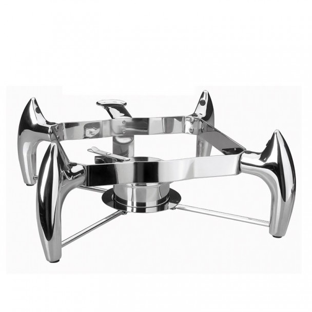 Soporte Chafing Dish Luxe Inox Gastronorm 2/3