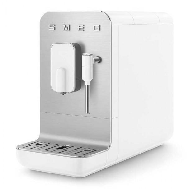 Cafetera Superautomática con Vaporizador 50's Style Blanca